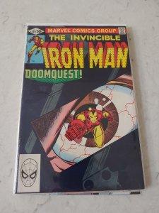 Iron Man: Doomquest #1 (2008)