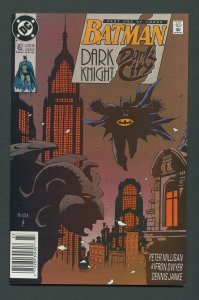 Batman #452 / 9.2 NM-  Newsstand Variant  August 1990