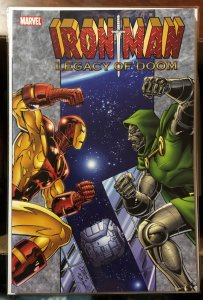 Iron Man: Legacy of Doom TPB (2009) FN