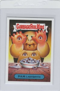 Garbage Pail Kids Pam Labyrinth 8a GPK 2019 Revenge of Oh The Horror-ible
