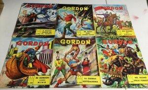 Gordon 1 2 4 5 6 7 Italian Magazine Oversized