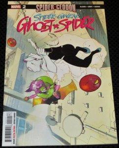 Spider-Gwen: Ghost-Spider #2 (2019)