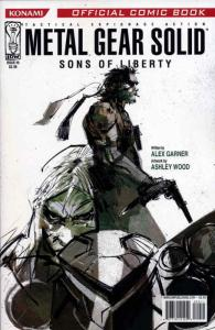 Metal Gear Solid: Sons of Liberty #9 VF/NM; IDW | save on shipping - details ins