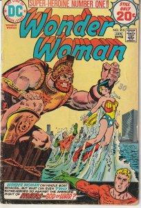 Wonder Woman #215 (1975)