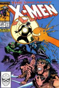 Uncanny X-Men (1981 series) #249, NM- (Stock photo)