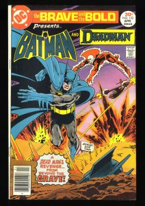Brave And The Bold #133 VF- 7.5