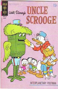Uncle Scrooge, Walt Disney #94 (Aug-71) VF High-Grade Uncle Scrooge