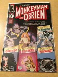 Meet Monkeyman and O'Brien Special