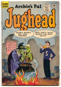 Archie's Pal Jughead #82 1962-HORROR COVER-witches brew VG-