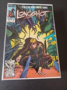 Longshot #3 (1985)