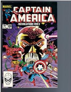 Captain America #288 (1983)