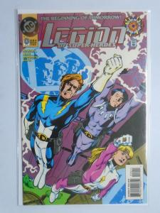 Legion of Super-Heroes (1989 4th Series) #0 - 8.0 VF - 1994