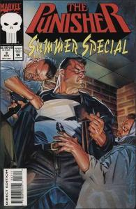 Marvel THE PUNISHER SUMMER SPECIAL #3 NM