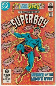 The New Adventures Of Superboy #36 December 1982 DC