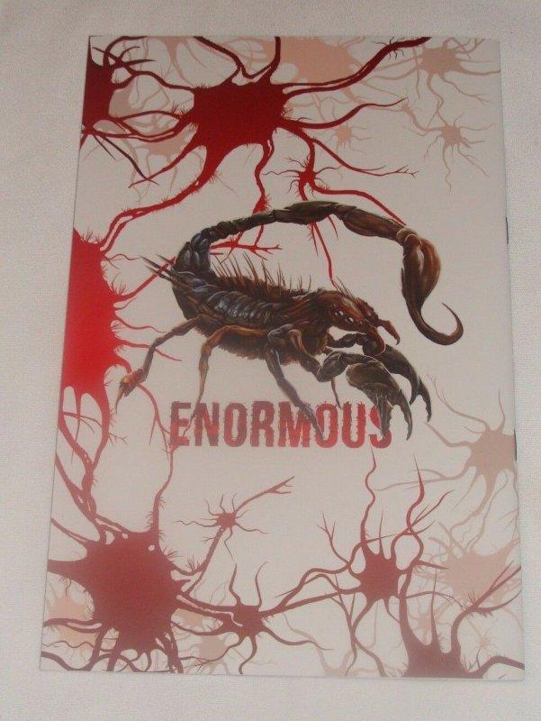 Enormous #1 La Mole Comic Con Scorpion Swarm Mexico Variant  NM