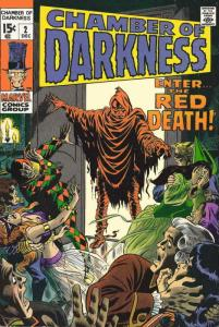 Chamber of Darkness #2 VG; Marvel | low grade comic - save on shipping - details