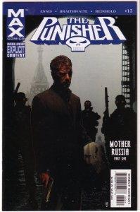 Punisher (vol. 7, 2004) #13 FN Max (Mother Russia 1) Ennis/Braithwaite