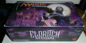 Eldritch Moon Booster Box MTG empty NO PACKS