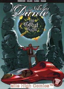 NIKOLAI DANTE: GREAT GAME TPB (2005 Series) #1 Near Mint