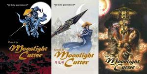 TALES OF THE MOONLIGHT CUTTER (2002 STUDIO G/MYRIAD)1-3 COMICS BOOK