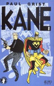 KANE (1993 Series) #8 Very Fine Comics Book