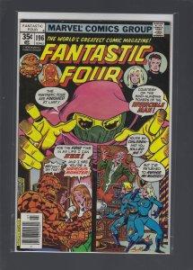 Fantastic Four #196 (1978)
