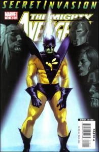 Marvel THE MIGHTY AVENGERS (2007 Series) #15 VF