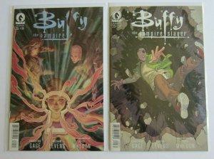 Buffy the Vampire Slayer Season 10 #25 Covers A & B VF+ Dark Horse Joss Whedon