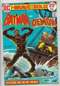 Brave and the Bold, The #109 (Nov-73) VF+ High-Grade Batman, the Demon