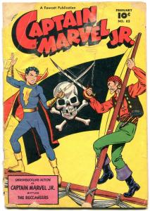 Captain Marvel Jr #82 1950- Fawcett Golden Age reading copy