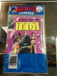 Return of the Jedi Mini Series Marvel sealed 4 pack
