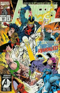 Avengers, The #362 VF/NM; Marvel | save on shipping - details inside