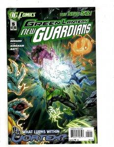 Green Lantern: New Guardians #5 (2012) OF24
