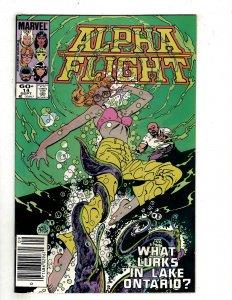 Alpha Flight #14 (1984) OF26