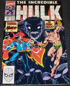The Incredible Hulk #371 (1990)