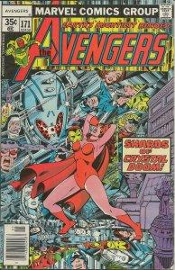 Avengers #171 ORIGINAL Vintage 1978 Marvel Comics Scarlet Witch Wanda Korvac