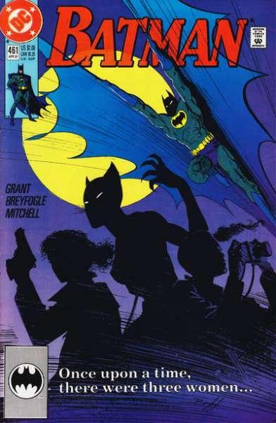 Batman (1940 series) #461, VF (Stock photo)