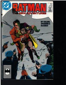 Batman #410 (DC, 1987) NM
