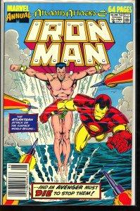 Iron Man Annual #10 (1989)