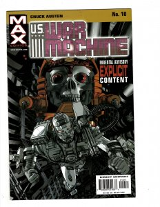 U.S. War Machine (JP) #10 (2002) OF19