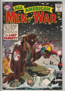 All-American Men of War #104 (Aug-64) FN/VF+ High-Grade Johnny Cloud