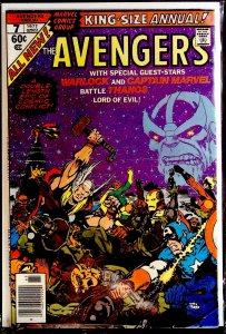 The Avengers Annual #7 (1977)