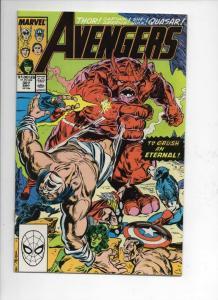AVENGERS #307, VF/NM, Captain, Thor, Eternal, 1963 1989, more Marvel in store