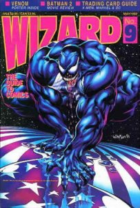 Wizard: The Comics Magazine #9 FN; Wizard | save on shipping - details inside