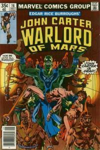 John Carter: Warlord of Mars (1977 series) #16, Fine+ (Stock photo)