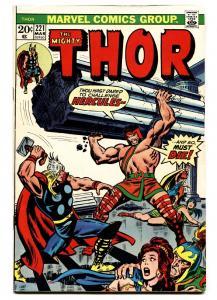 Thor #2211974- comic book - MARVEL- Bronze Age- VF-