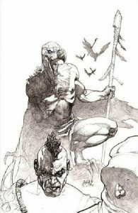 Dungeons and Dragons Dark Sun #2 RETAILER INCENTIVE VARIANT NM.