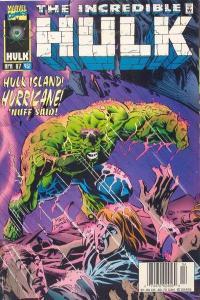 Incredible Hulk (1968 series) #452, NM (Stock photo)