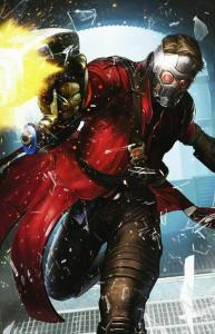Old Man Quill #5 Battle Lines Variant (Marvel, 2019) NM