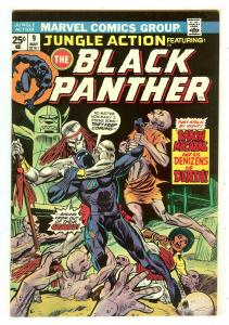 Jungle Action 9   Black Panther